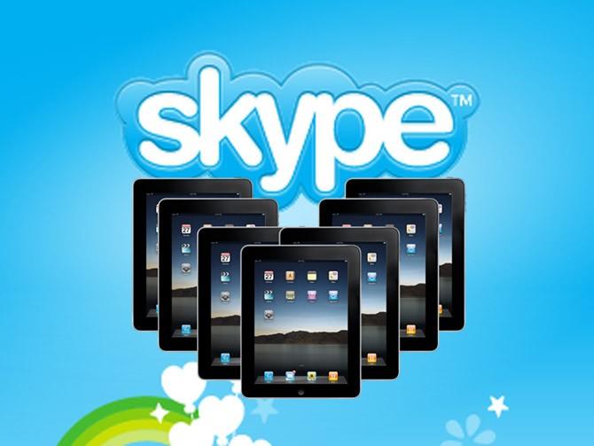 Скачать скайп на ipad