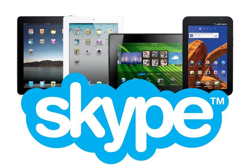 скачать скайп для планшета бесплатно
