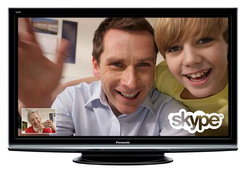 скайп для телевизоров