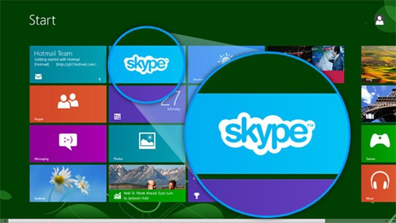 скайп для windows 8 скачать