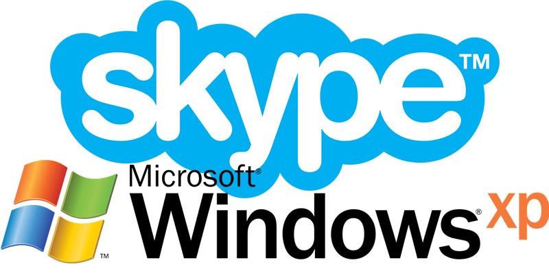 скайп для windows xp скачать бесплатн